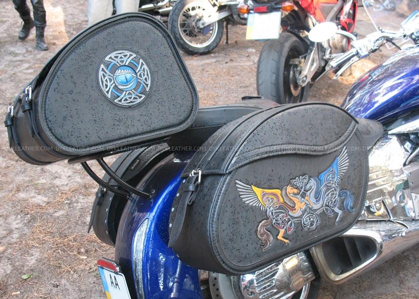 Кофр алюминиевый для мотоцикла 101